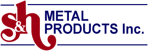 S&H Metal Products Logo
