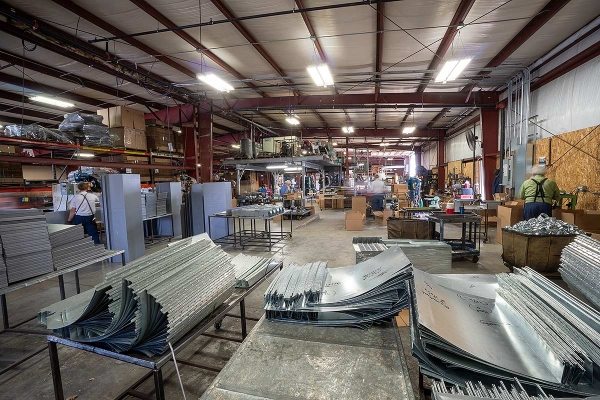 S&H Metal Products: Sheet metal workers